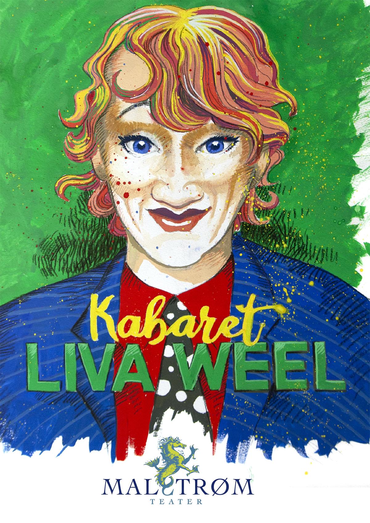 Anmeldelse: Kabaret Liva Weel og de andre, Teater Malstrøm