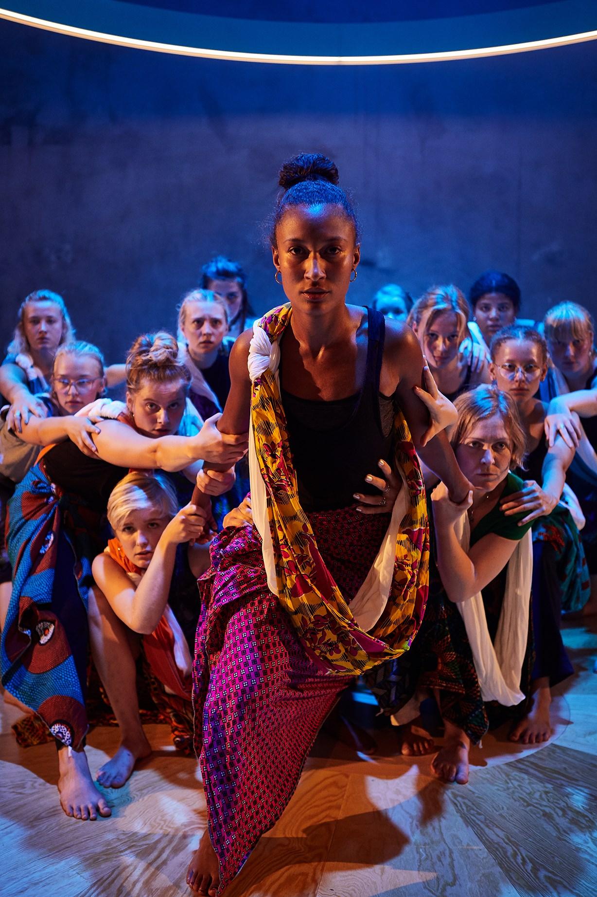 Anmeldelse: De asylsøgende kvinder, Betty Nansen Teatret (Betty Nansen Teatret, Aalborg Teater og Malmö Stadsteater)
