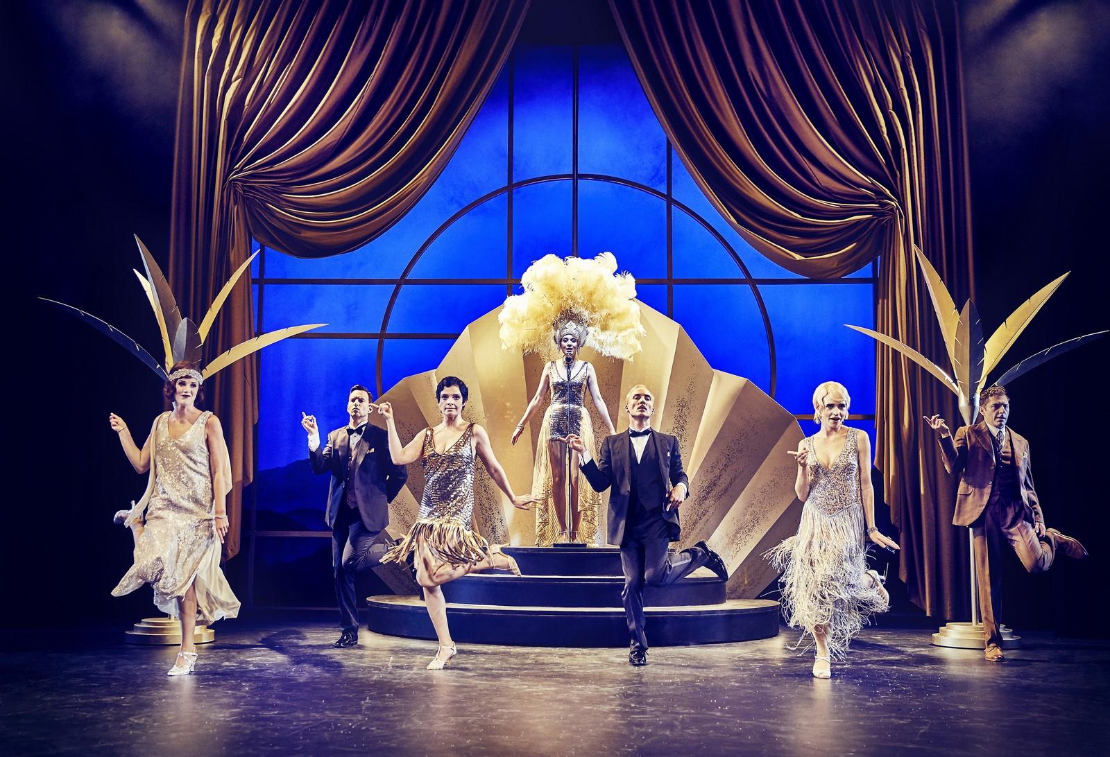 Anmeldelse: Den store Gatsby, Odense Teater