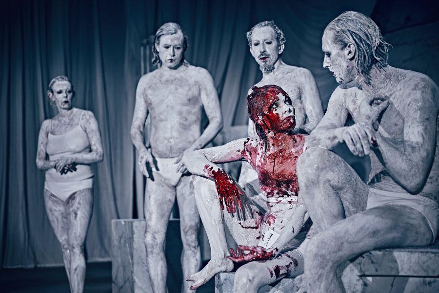 Anmeldelse: Symposion – en hyldest til Eros, Det Kongelige Teater