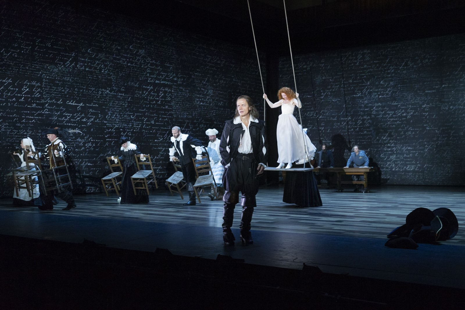 Anmeldelse: Cyrano de Bergerac, Det Kongelige Teater