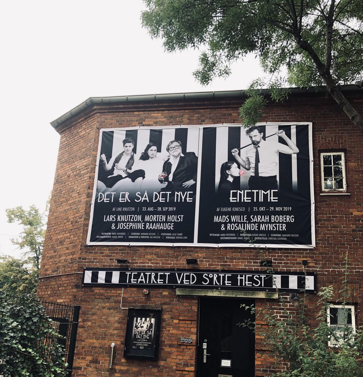 Spotlight: Teatret ved Sorte Hest