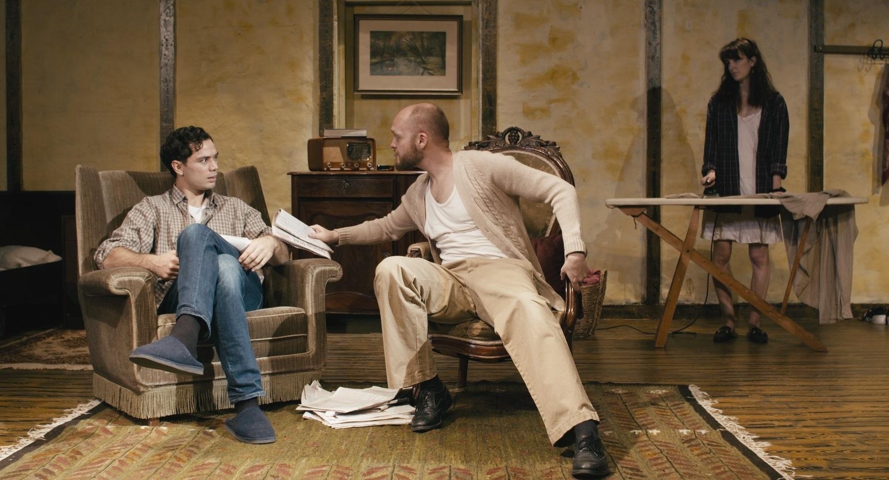 Anmeldelse: Look Back in Anger, Krudttønden (That Theatre Company)