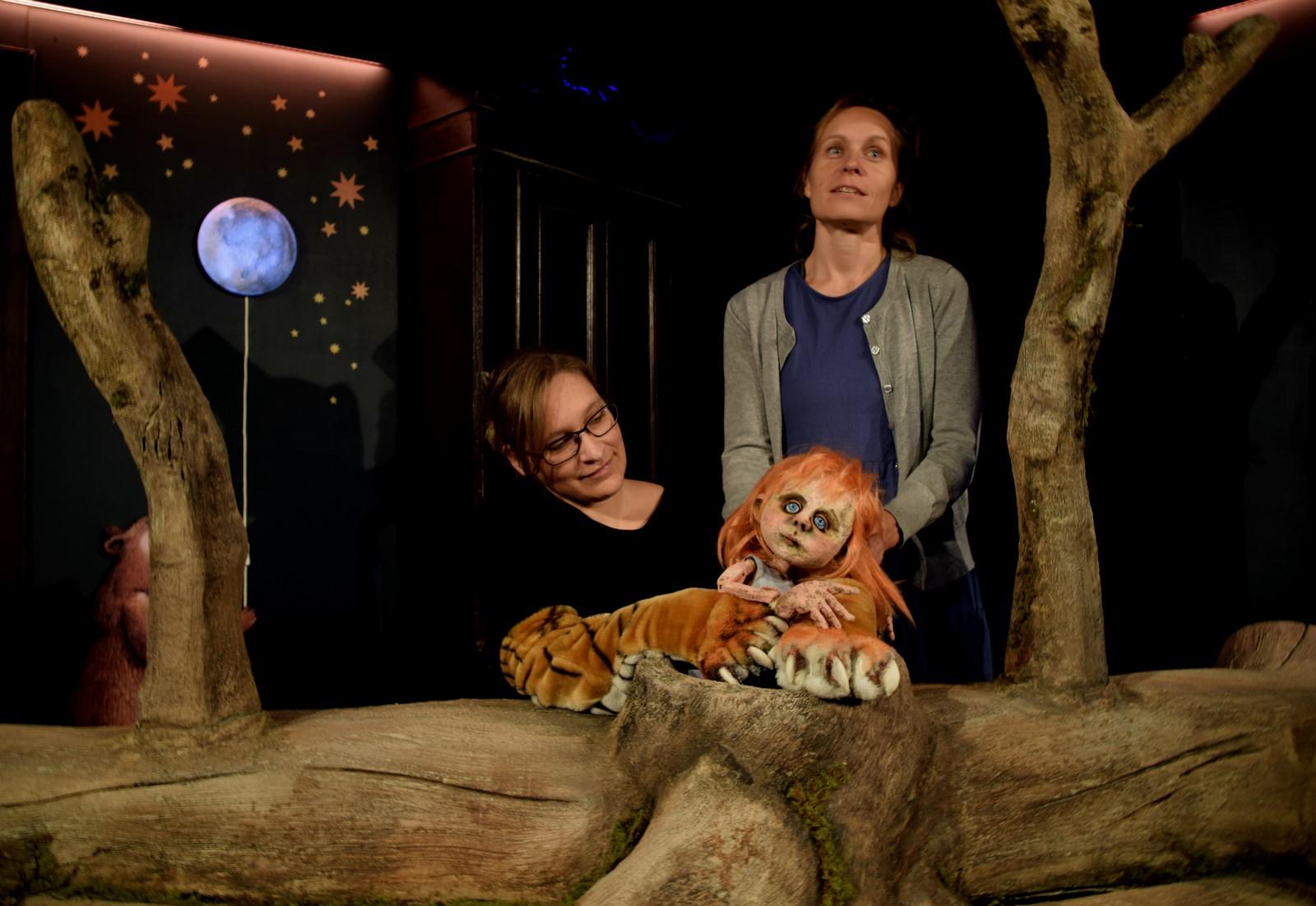 Anmeldelse: Tigerspor, Teater Vestvolden (Teater Vestvolden og Vild Kammerat)