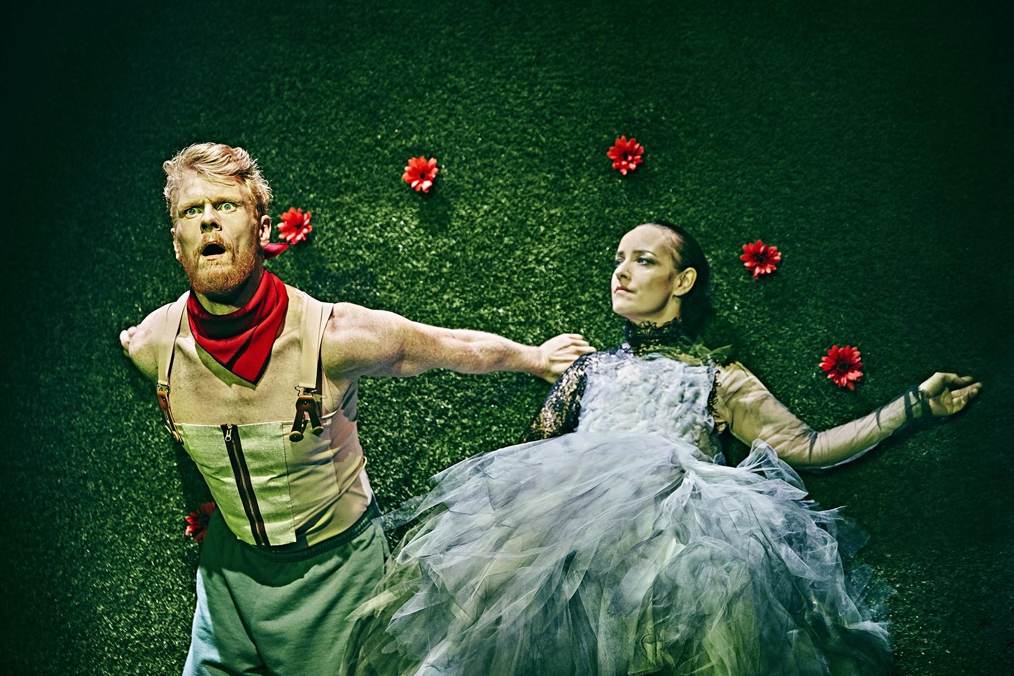 Anmeldelse: En skærsommernatsdrøm, Betty Nansen Teatret