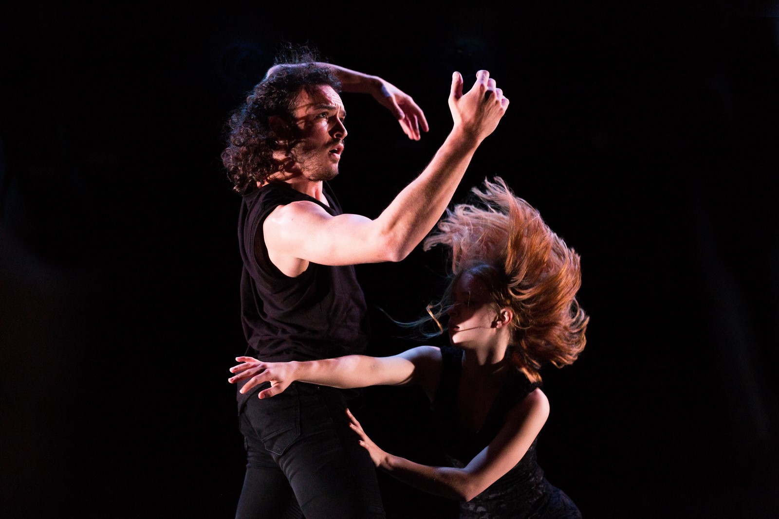 Anmeldelse: A space in the dark, Baltoppen (Black Box Dance Company)