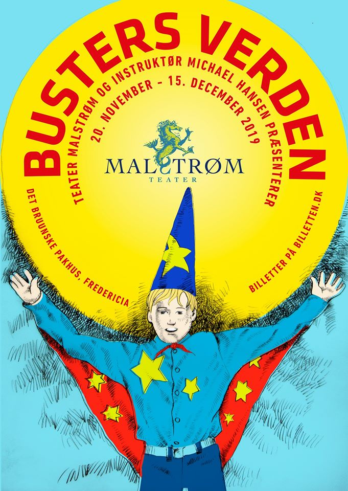 Anmeldelse: Busters verden, Teater Malstrøm