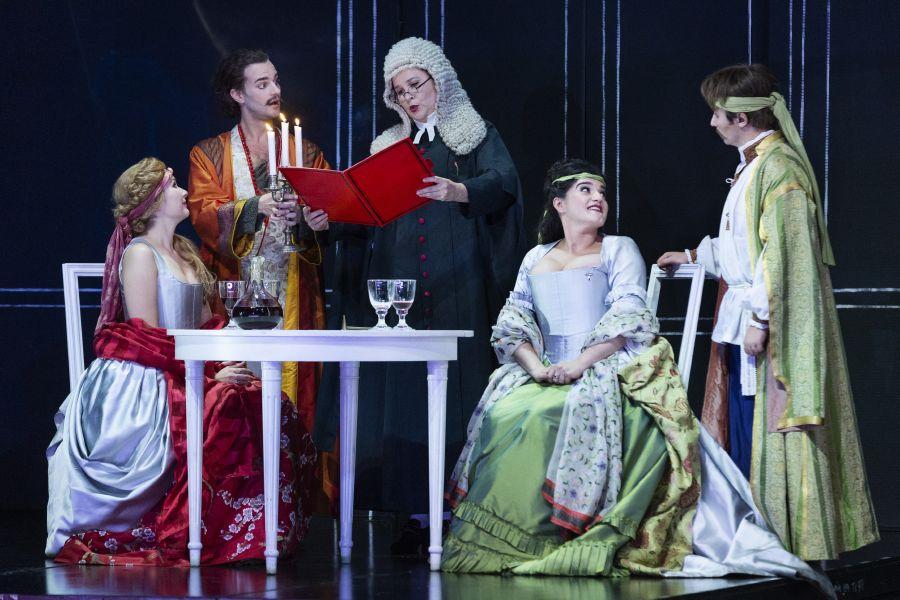 Anmeldelse: Così fan tutte, Det Kongelige Teater