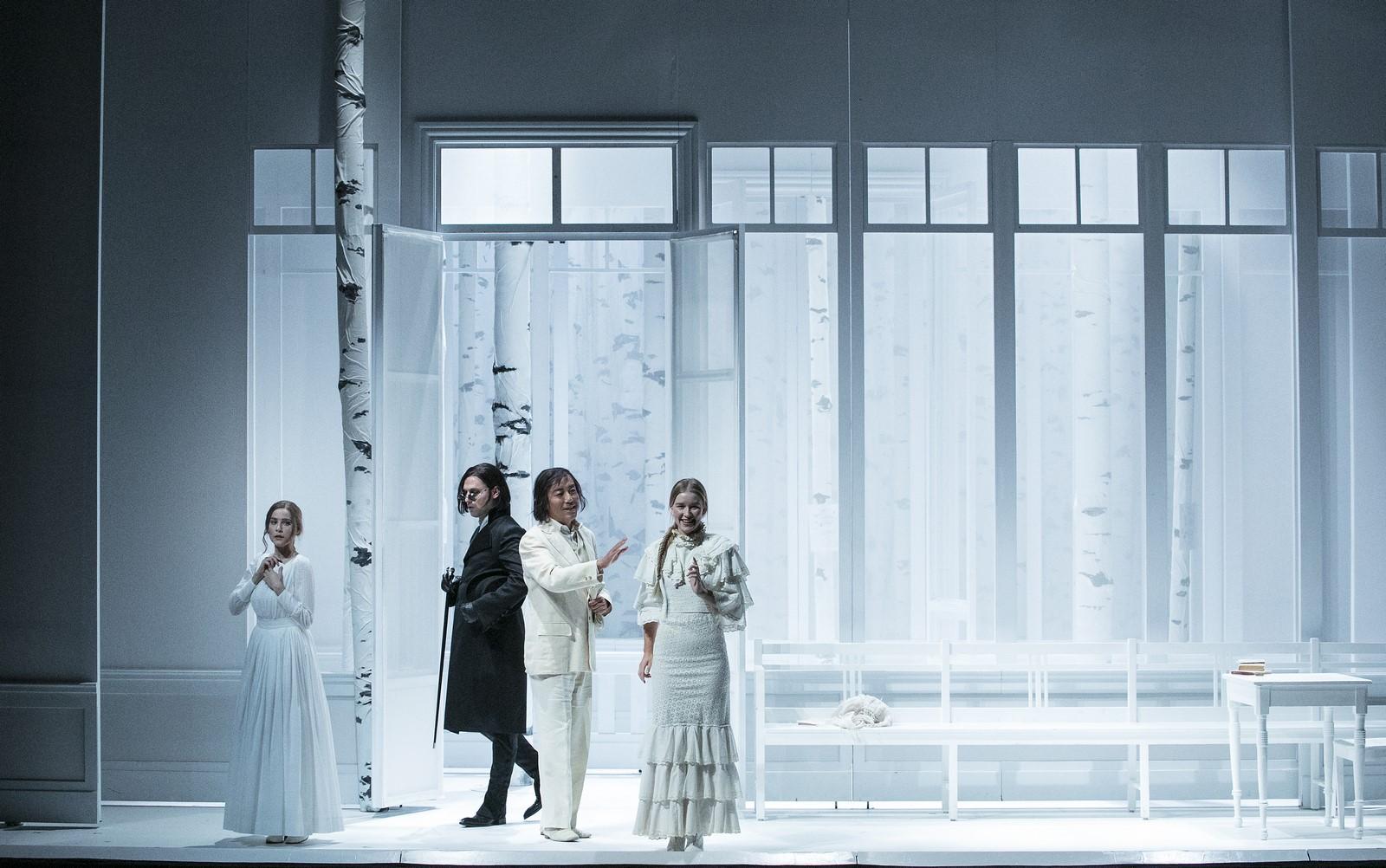 Anmeldelse: Eugen Onegin, Det Kongelige Teater (Den Jyske Opera)