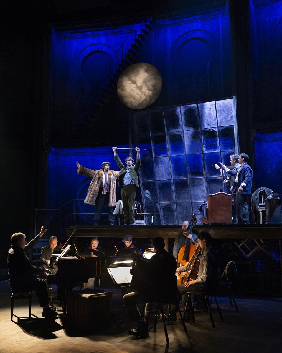 Anmeldelse: La Bohème, Østre Gasværk Teater (Østre Gasværk Teater og CPH Opera Festival)