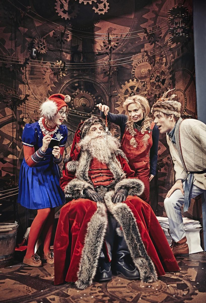 Anmeldelse: Snefald, Odense Teater