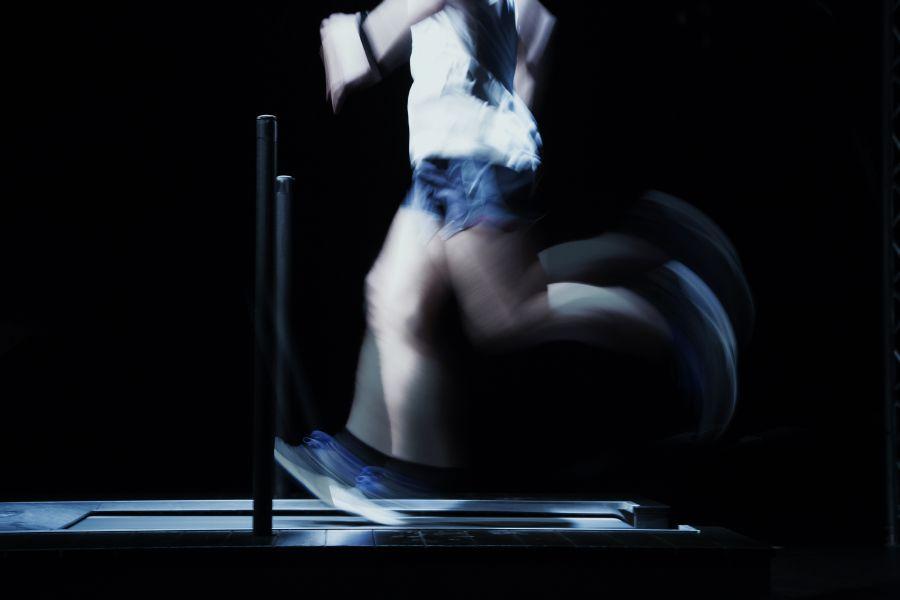 Anmeldelse (re-anmeldelse): Jeg løber, Det Kongelige Teater