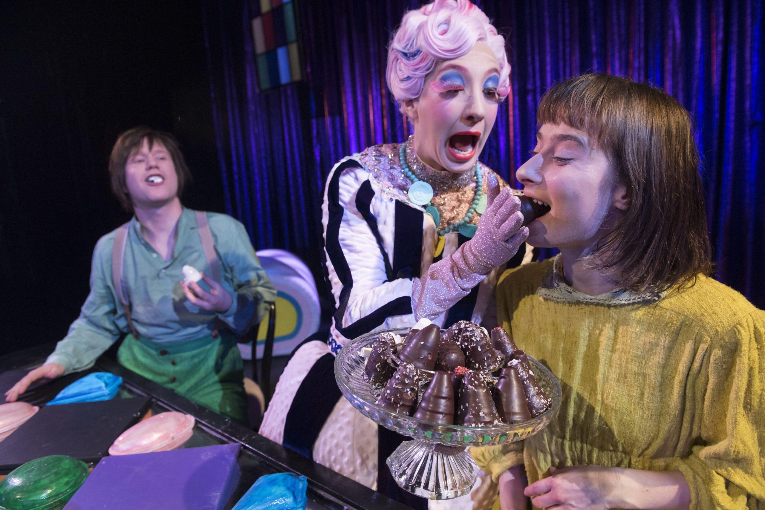 Anmeldelse: Hans og Grete, Aalborg Teater