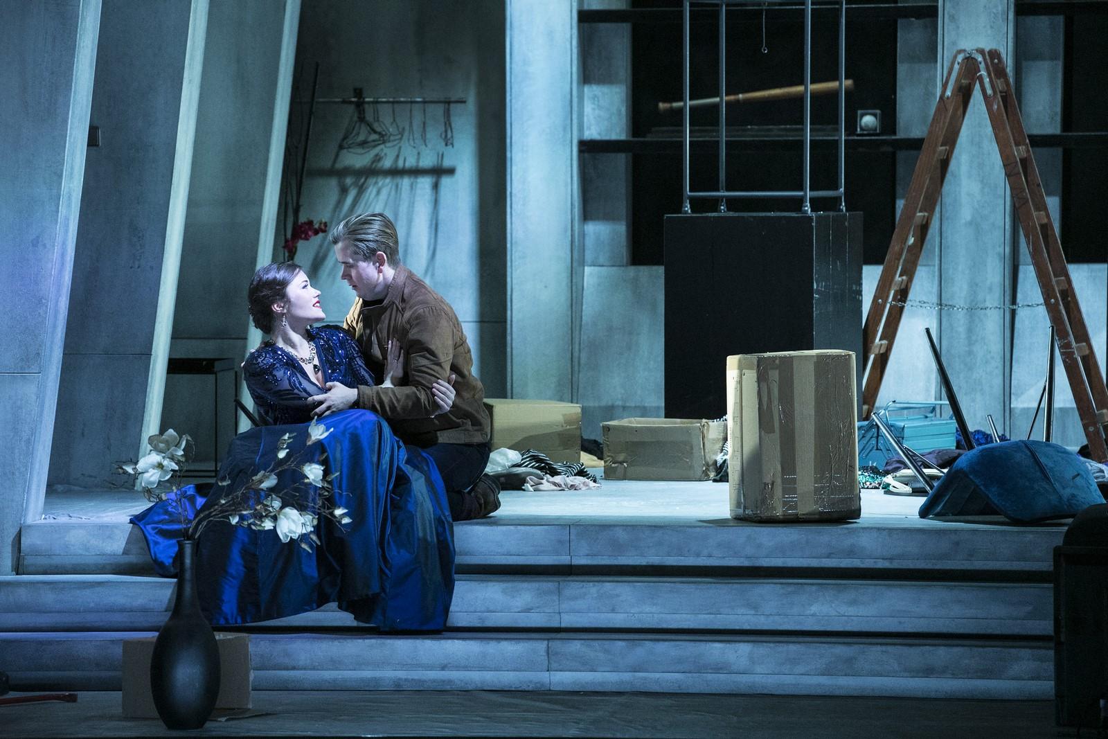 Anmeldelse: Bortførelsen fra seraillet, Musikhuset Aarhus (Den Jyske Opera)