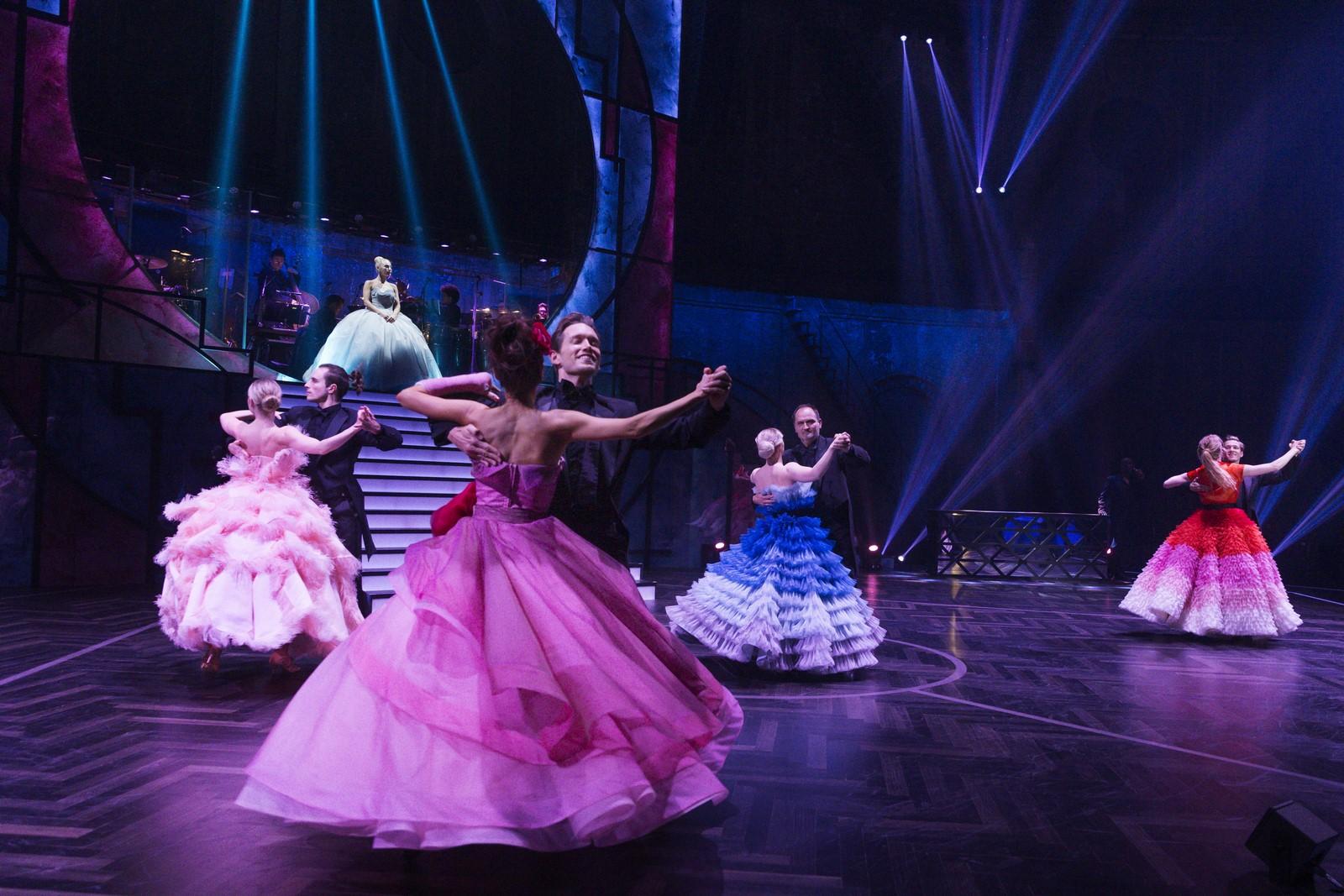 Anmeldelse: Vild med dans – The musical, Østre Gasværk Teater