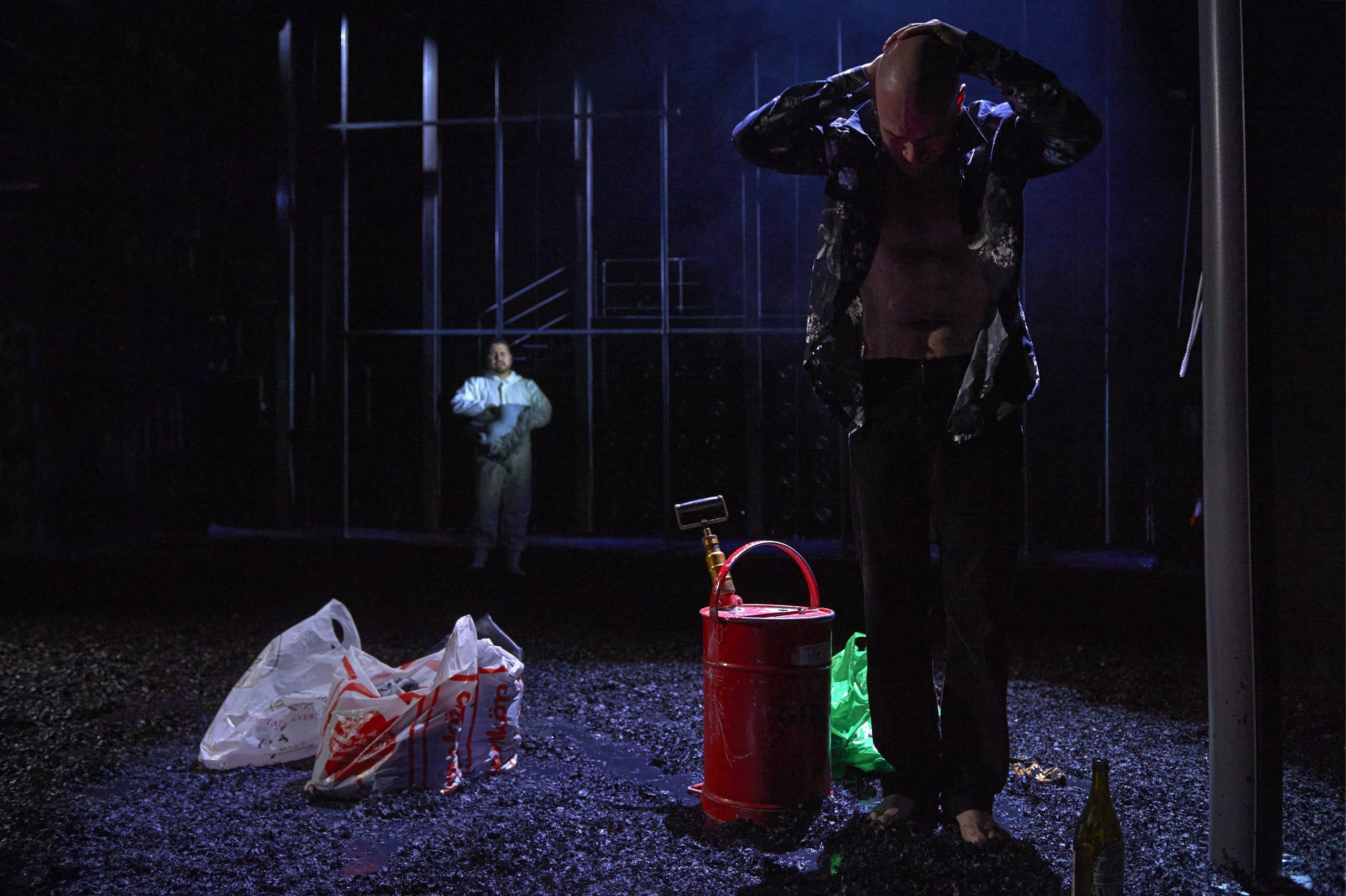 Anmeldelse: Forbrydelse og straf, Aalborg Teater