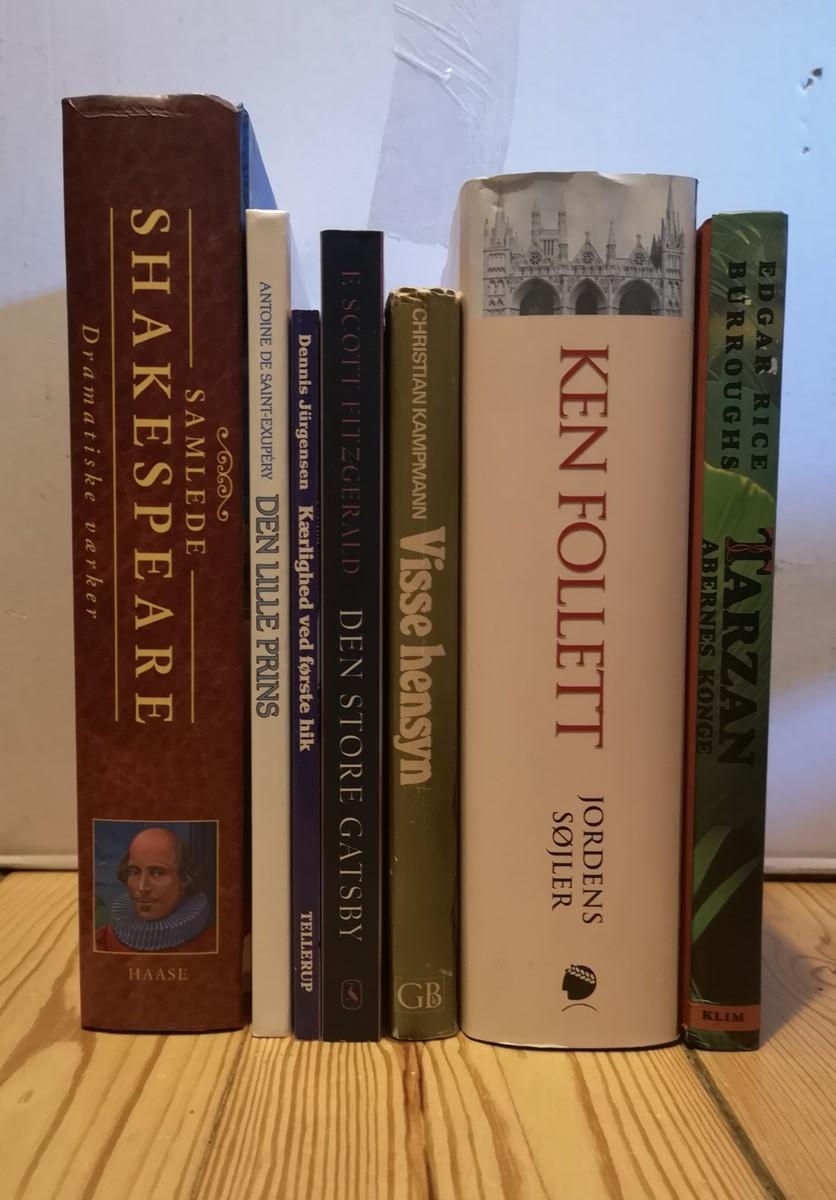 Teaterblik: Bøgerne bag forestillingerne
