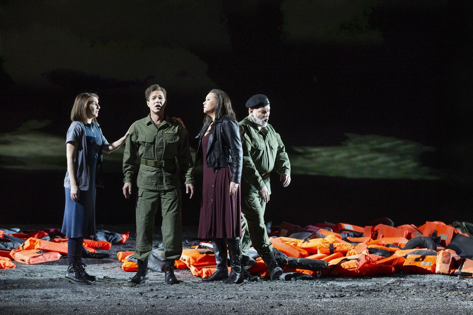 Anmeldelse: Idomeneo, Det Kongelige Teater