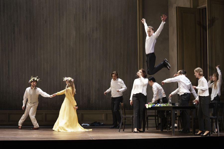 Anmeldelse: Orfeus, Det Kongelige Teater