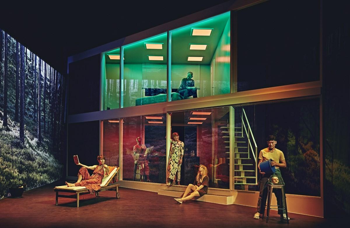 Anmeldelse: Leg med ild (radiodrama), Betty Nansen Teatret