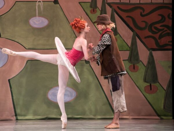 Anmeldelse: Forelsket i Tivoli, Tivoli (Tivoli Ballet Teater)
