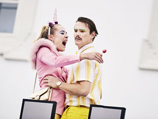 Anmeldelse: George Dandin, Teatret Slotsgården