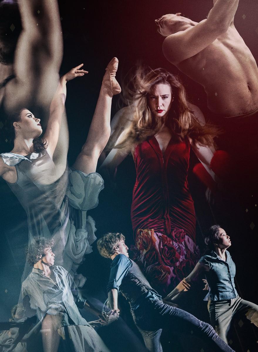 Teaterblik: Dansefestivalen In Motion, Tivoli