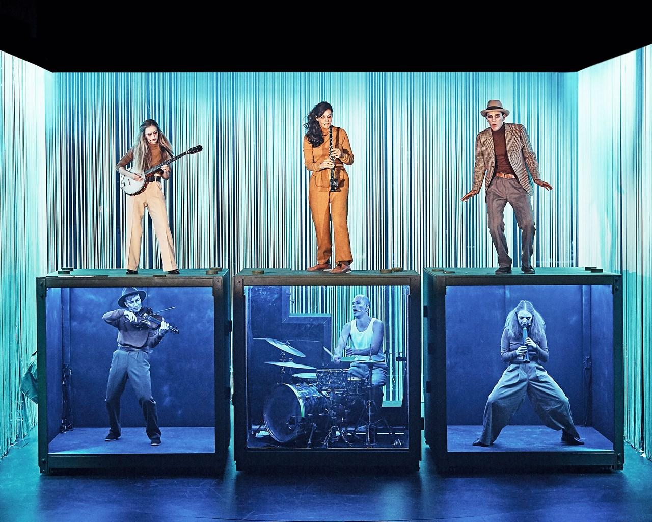 Anmeldelse: Teaterkoncert C.V. Jørgensen, Aarhus Teater (Aarhus Teater og Aveny-T)