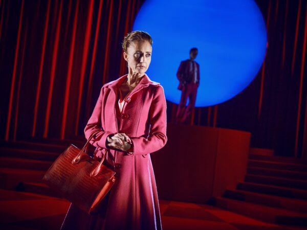 Anmeldelse: Blue Jasmine, Odense Teater