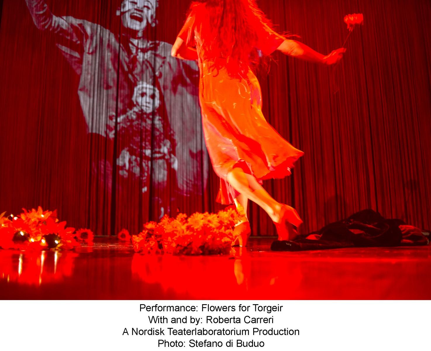 Anmeldelse: Flowers For Torgeir, Odin Teatret
