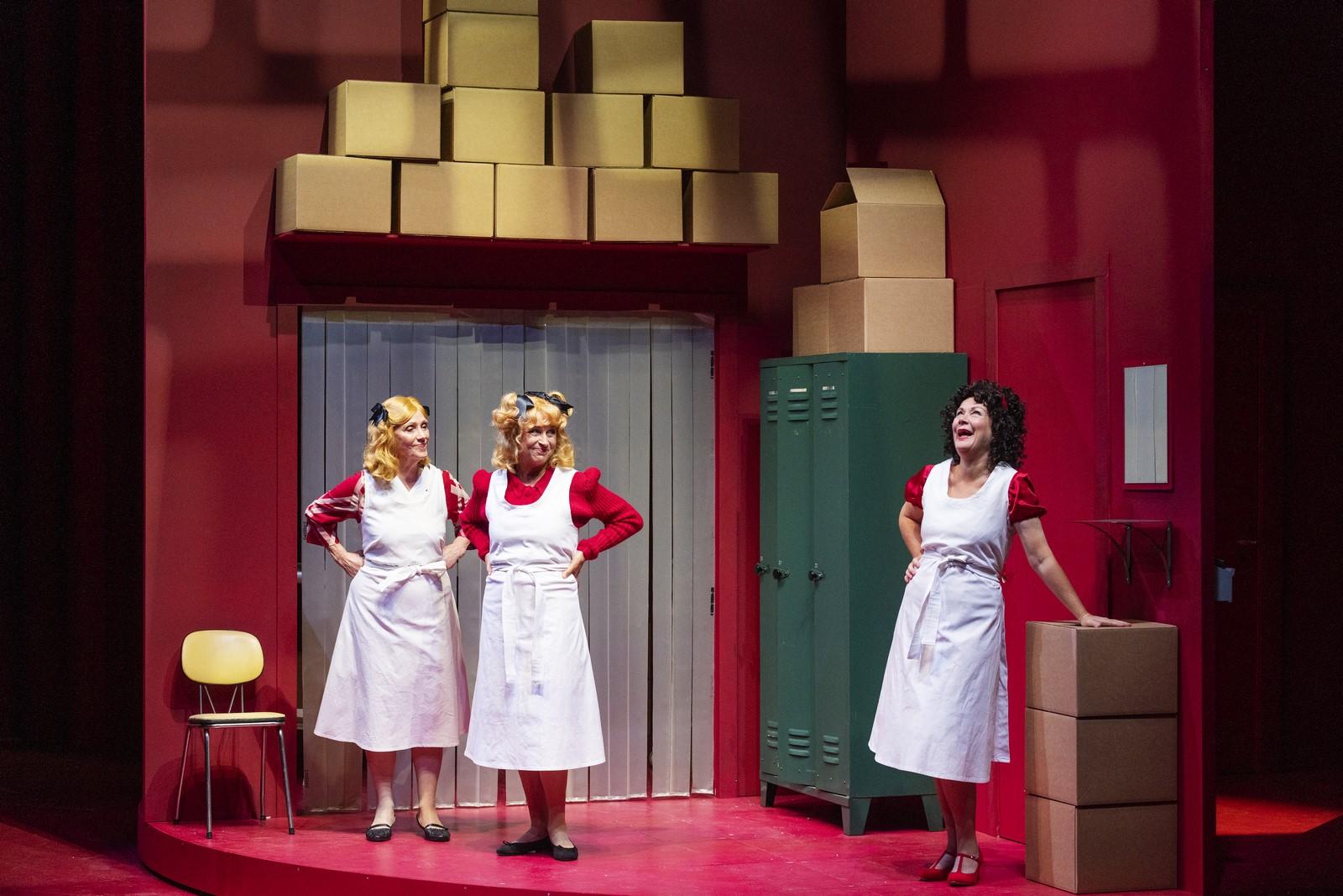Anmeldelse: Kiksekartellet, Vendsyssel Teater