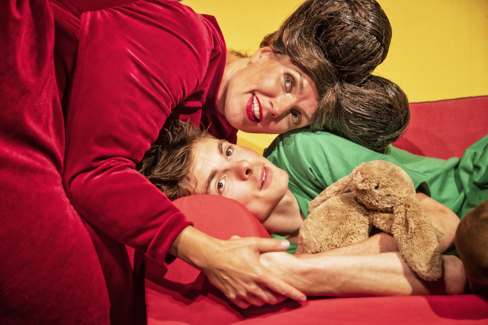 Anmeldelse: Mor, Anemonen (Anemonen, Teatret st.tv. og Nørregaards Teater)