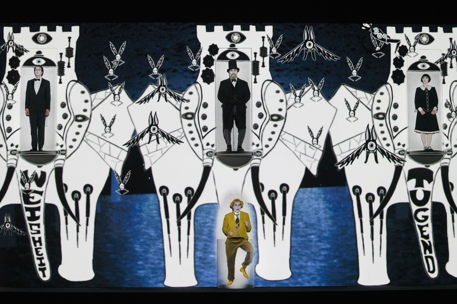 Anmeldelse: Tryllefløjten, Det Kongelige Teater