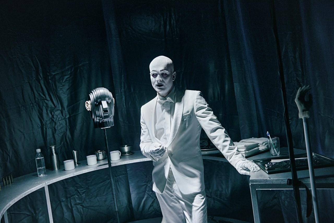 Anmeldelse: En fortælling om blindhed, Aarhus Teater (Aarhus Teater, Sort/Hvid og Teater Momentum)