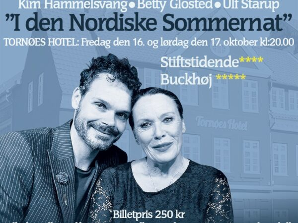 Anmeldelse: I den nordiske sommernat, K – For Kultur og Bogense Sommercabaret
