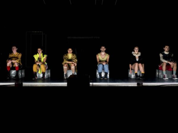 Anmeldelse: PUNK – A Rebel Never Dies, Musikteatret Holstebro (Black Box Dance Company)