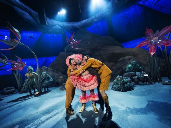 Anmeldelse: Storm over Ramasjang, Østre Gasværk Teater (Østerbro Teater og DR)