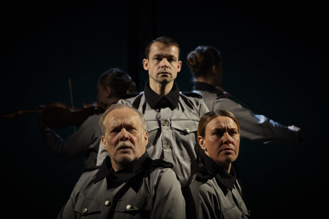 Anmeldelse: Det ensomme hjerte, Teatret Møllen