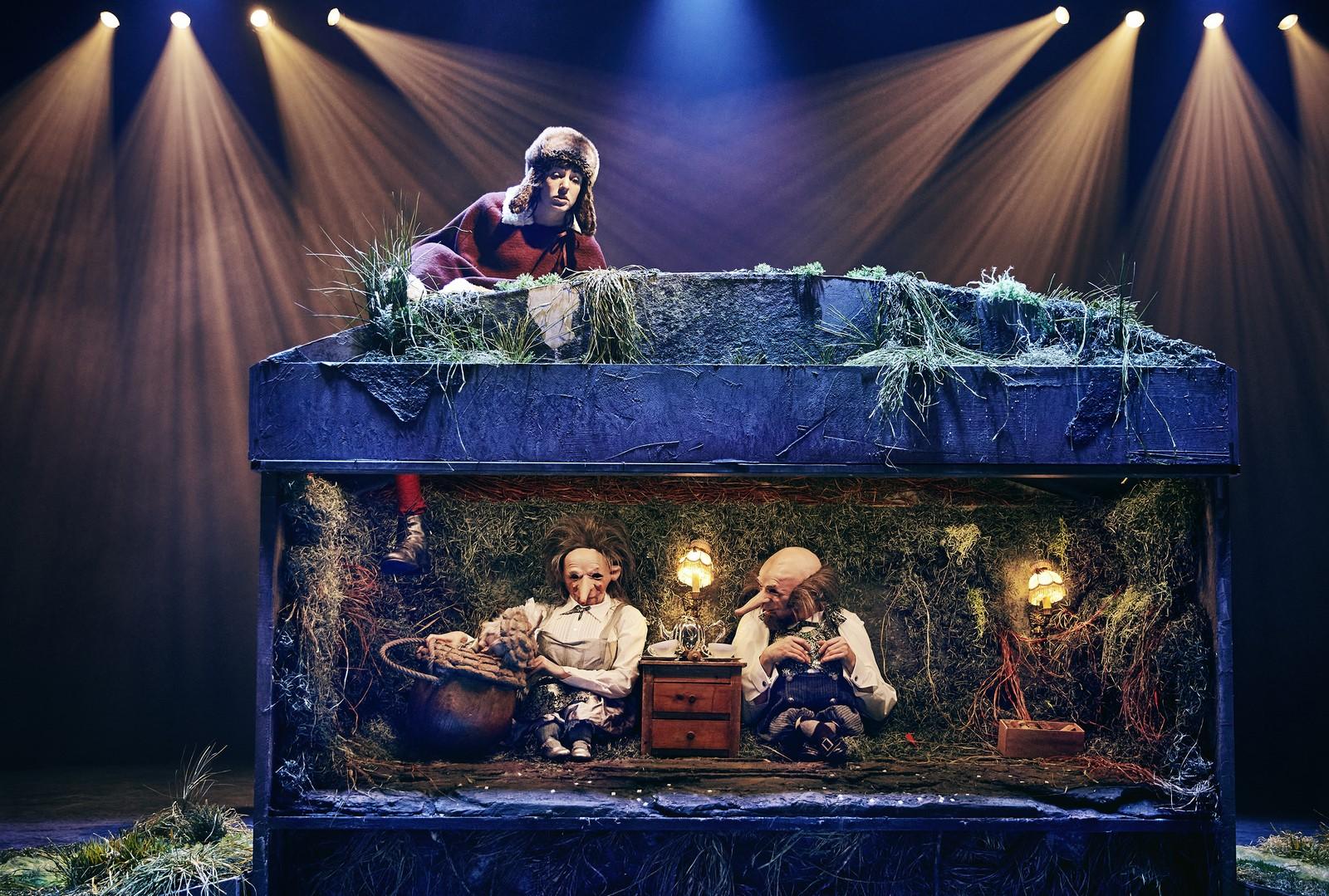 Anmeldelse: Ronja Røverdatter, Odense Teater