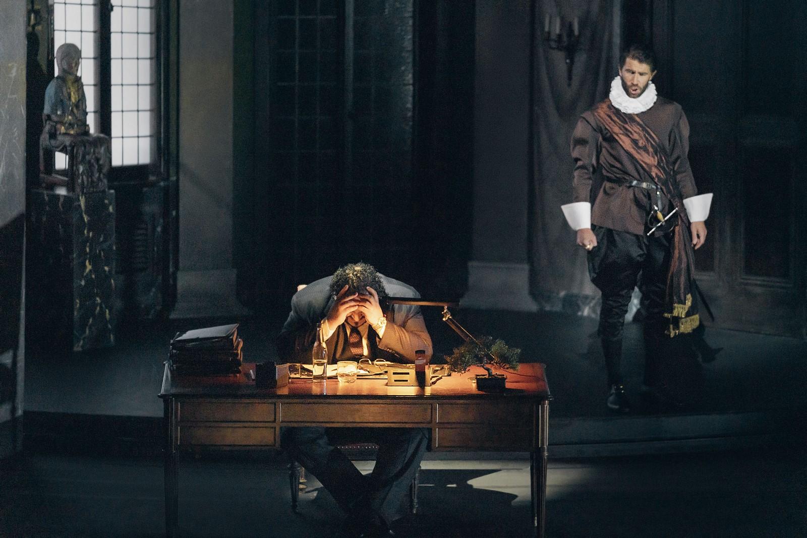 Anmeldelse: Simon Boccanegra, Det Kongelige Teater