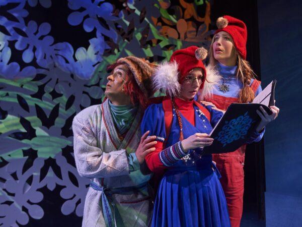 Anmedelse: Snefald, Aalborg Teater