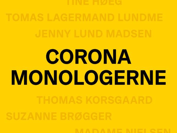 Anmeldelse (bog): Diverse: Coronamonologerne, Lindhardt og Ringhof