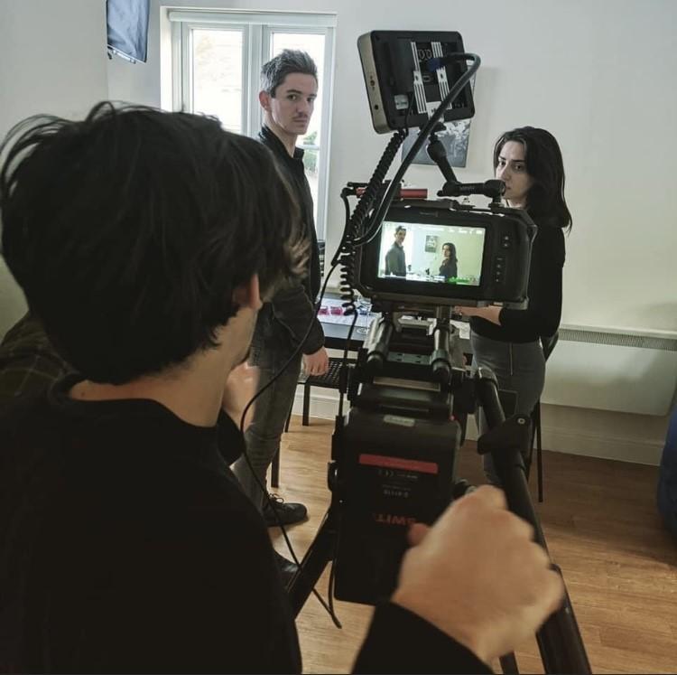 Spotlight: En drøm om at blive skuespiller – Jonas Gudmand