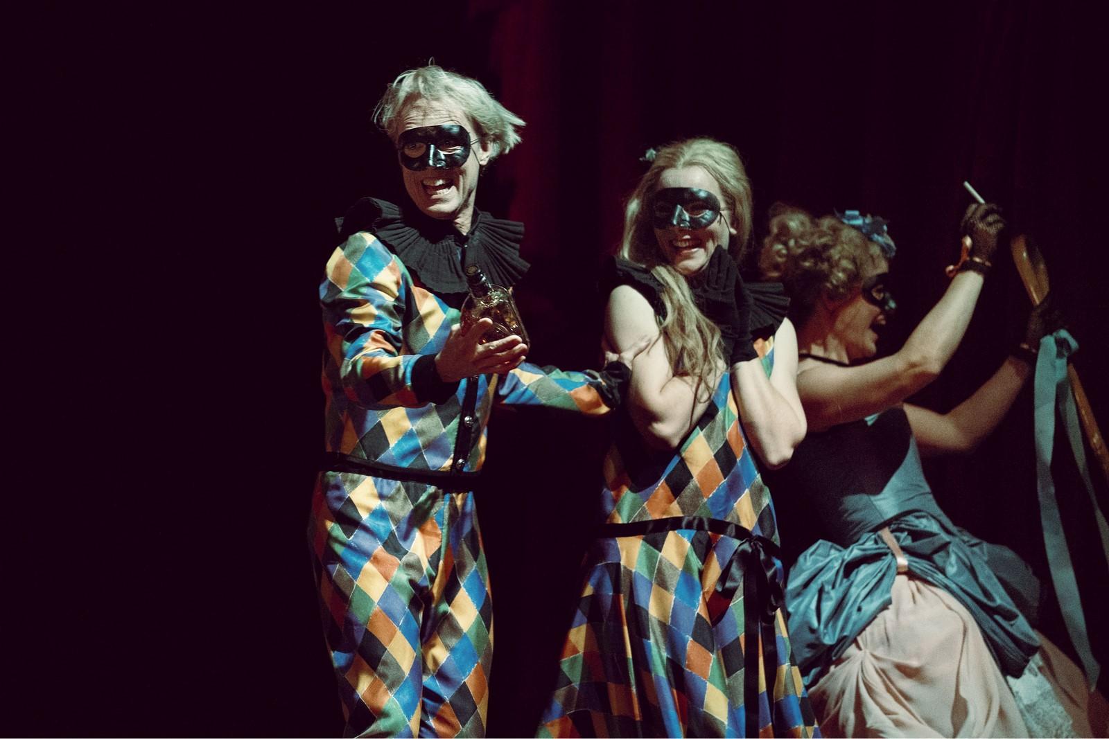 Anmeldelse: Maskarade, Det Kongelige Teater