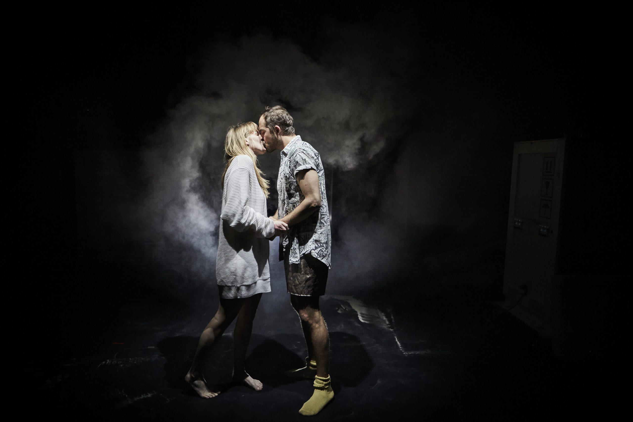 Anmeldelse: Dig og mig ved daggry, Teater Nordkraft (virtuelt)