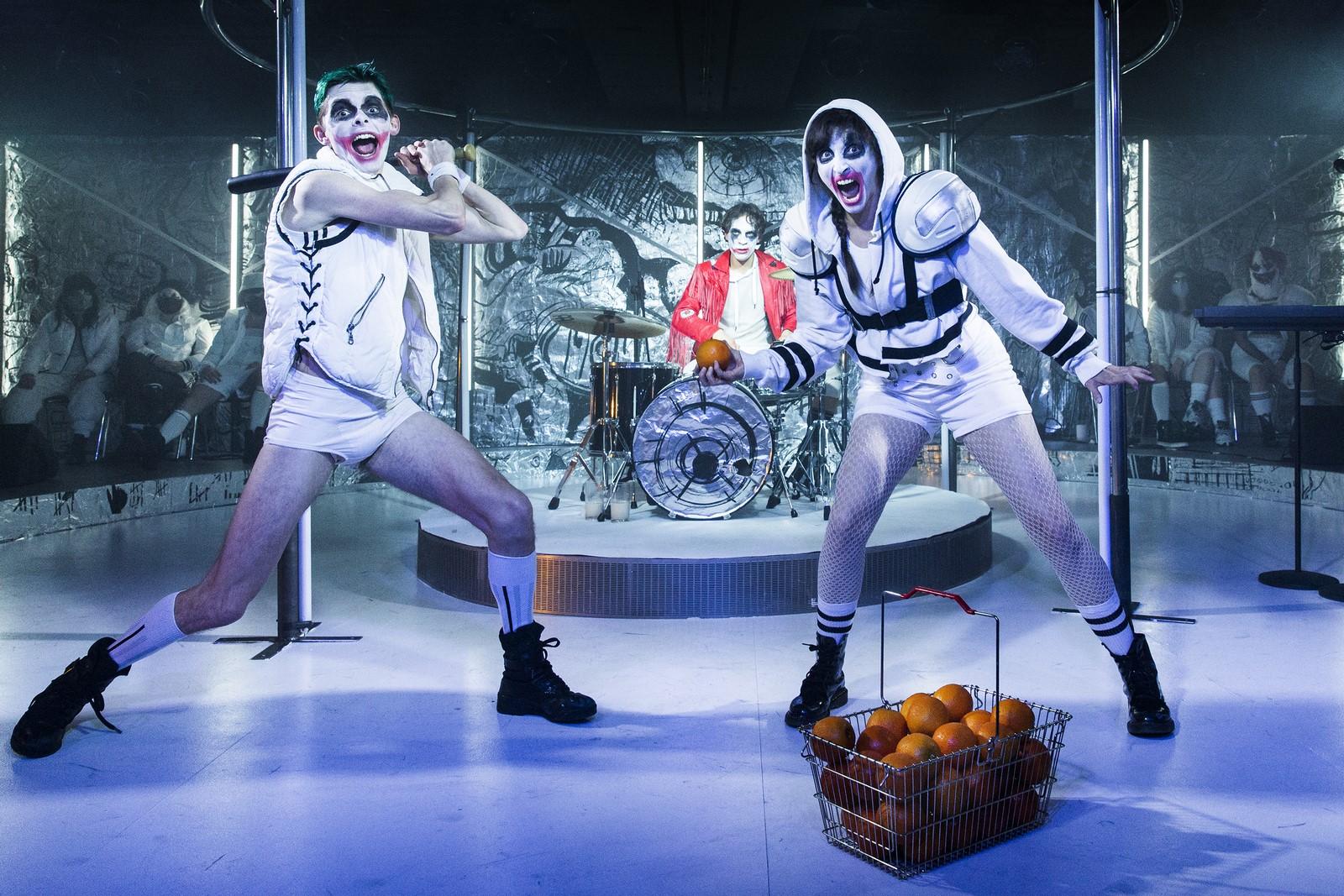 Anmeldelse: A Clockwork Orange, Aarhus Teater
