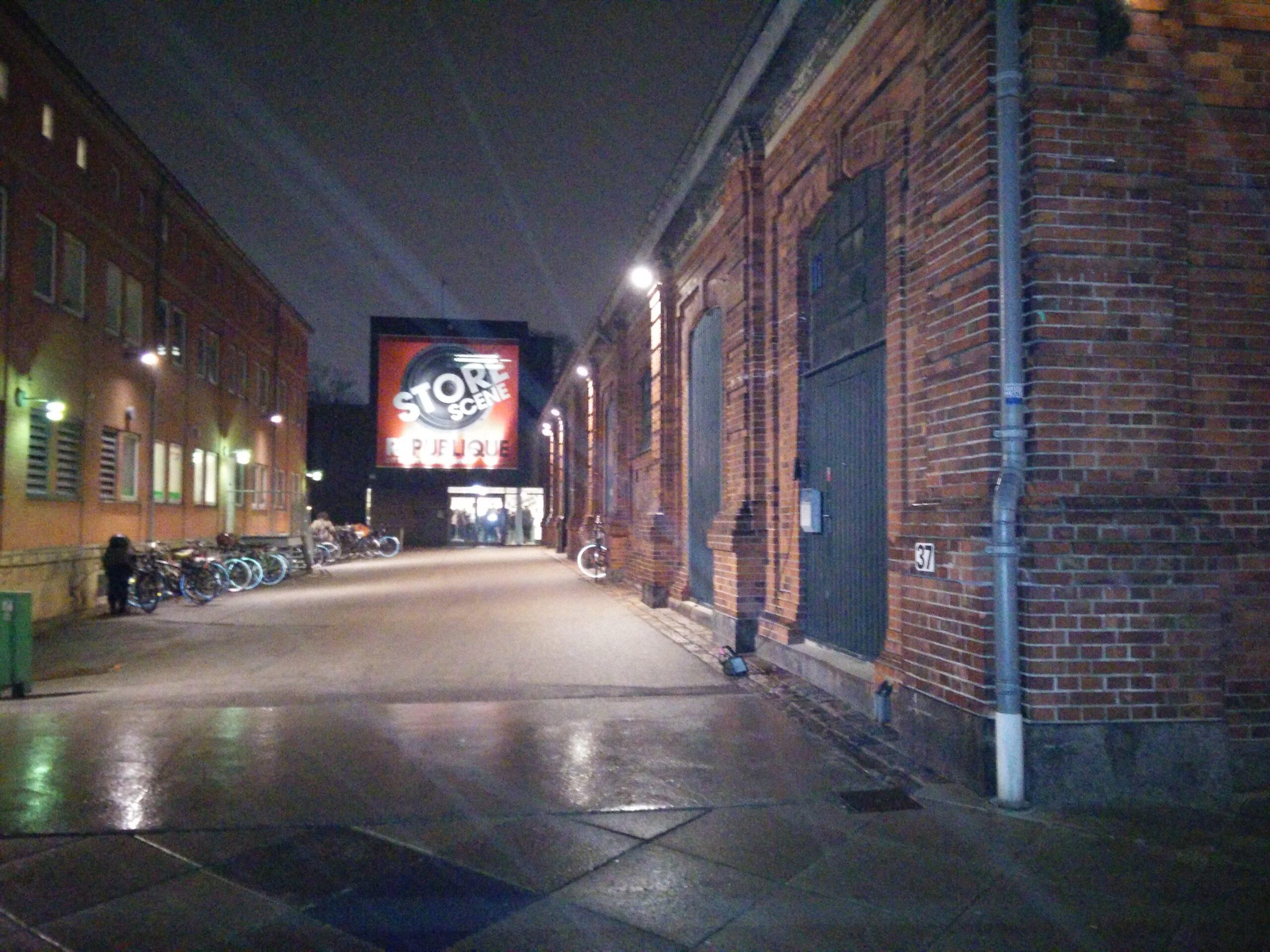 Spotlight: Østerbro Teater