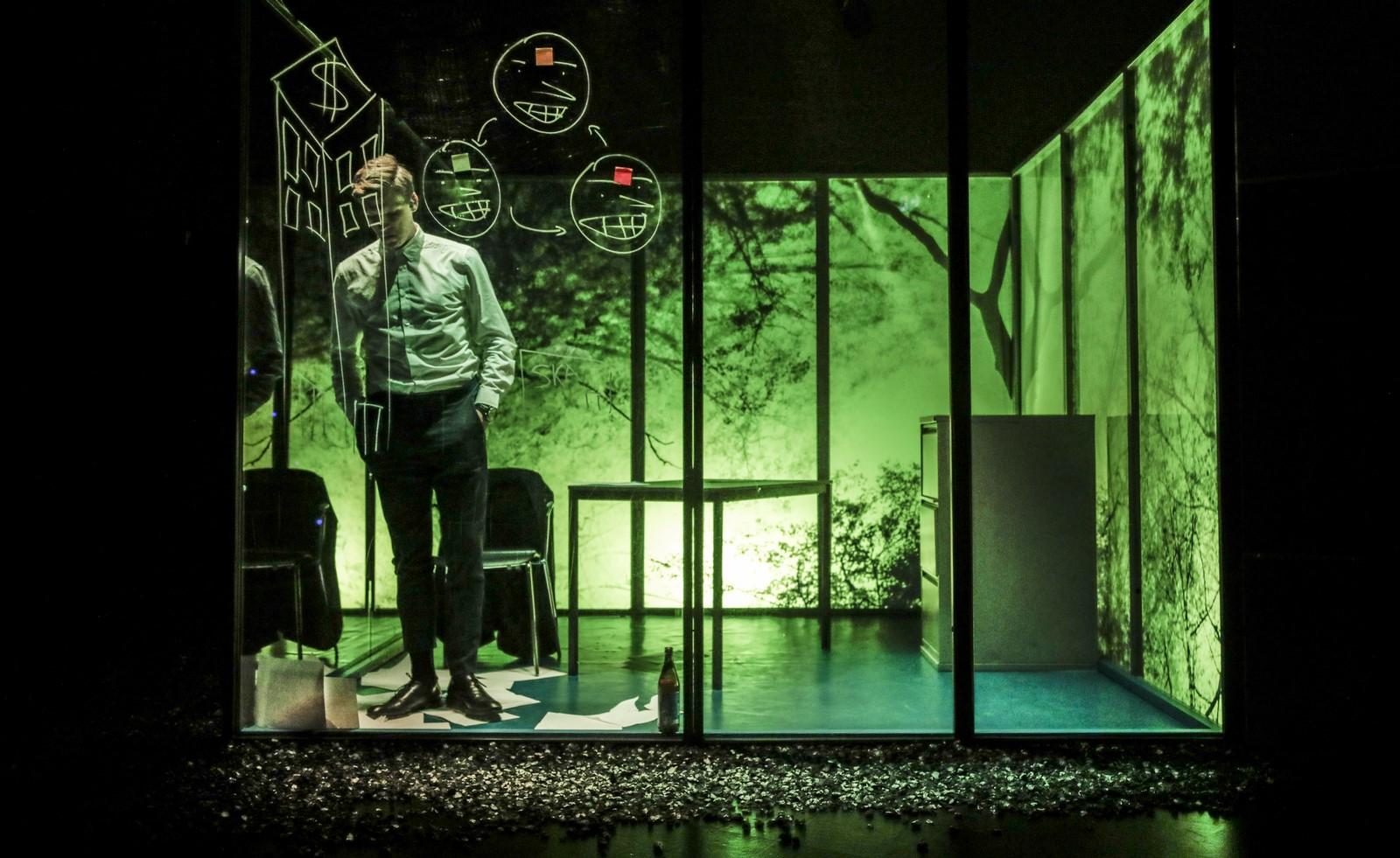 Anmeldelse: Insideren, Teater Katapult