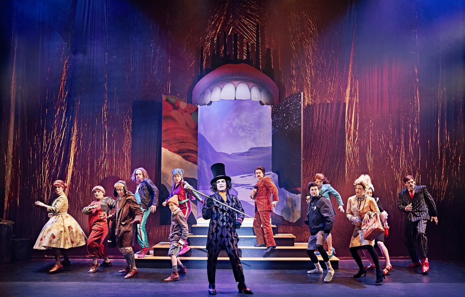 Anmeldelse: Charlie og Chokoladefabrikken, Aarhus Teater (Aarhus Teater og Østre Gasværk Teater)