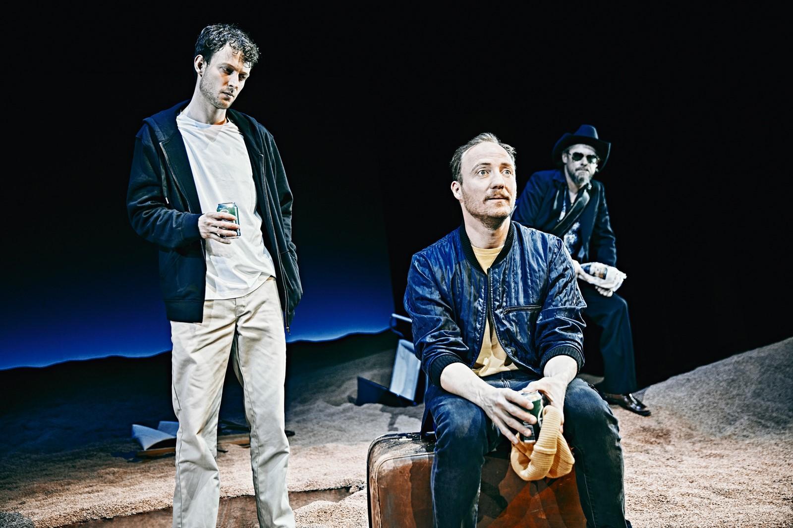 Anmeldelse: Frank vender hjem, Odense Teater